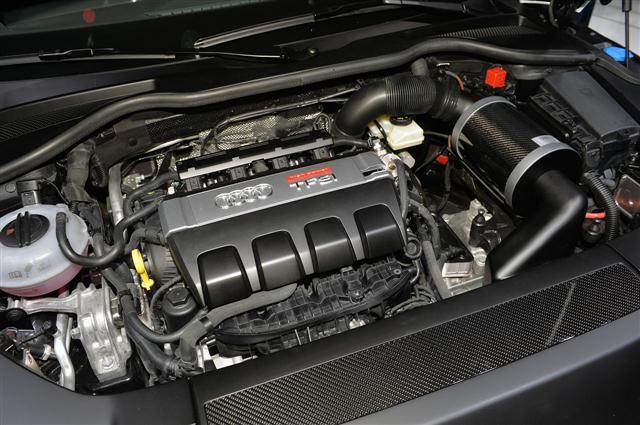 Ginebra 2014: Audi TT Quattro Sport Concept 1