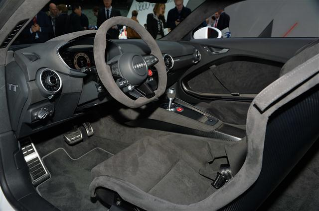 Ginebra 2014: Audi TT Quattro Sport Concept 2