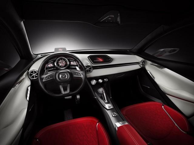 Ginebra 2014: desvelado el Mazda Hazumi Concept 2