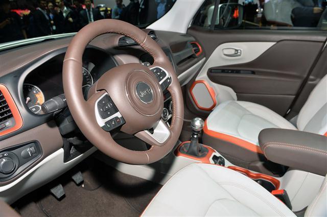Ginebra 2014: Jeep Renegade 1