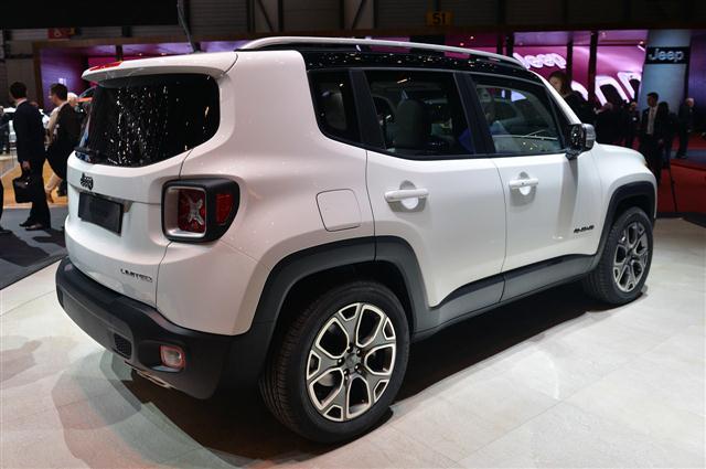 Ginebra 2014: Jeep Renegade 2