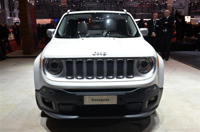 Ginebra 2014: Jeep Renegade 3