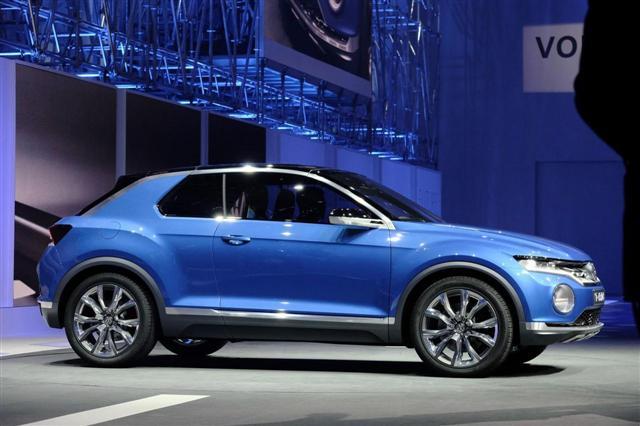Ginebra 2014: Volkswagen T-ROC 2