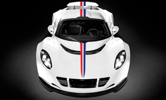 Hennessey Performance anuncia lo Venom GT World Fasted Edition 1