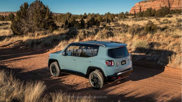 Jeep Renegade: El b-SUV que será clave 2