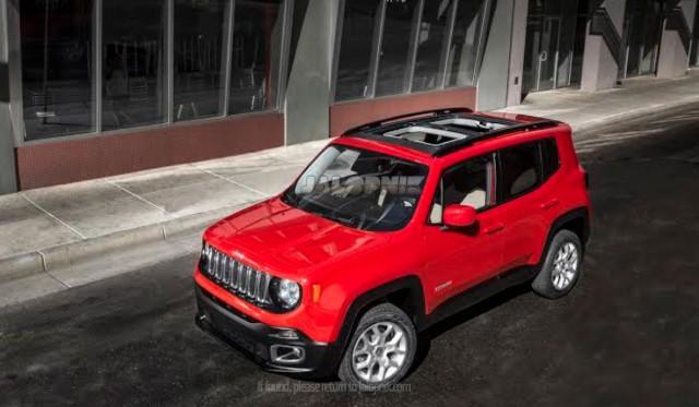 Jeep Renegade: El b-SUV que será clave 3
