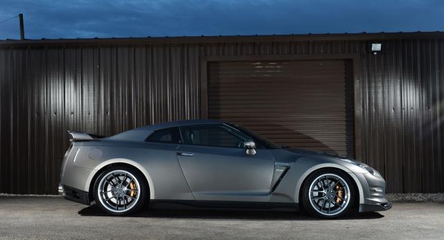 Litchfield LM900, un Nissan GT-R que seguro te gustará 2