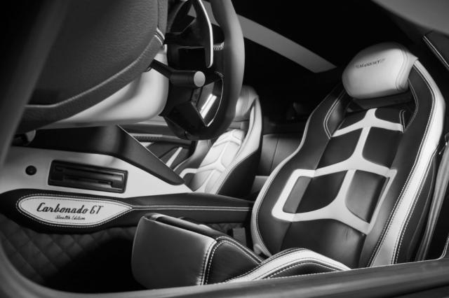 Mansory nos presenta el Carbonado GT, una bestia de 1.600 caballos 2