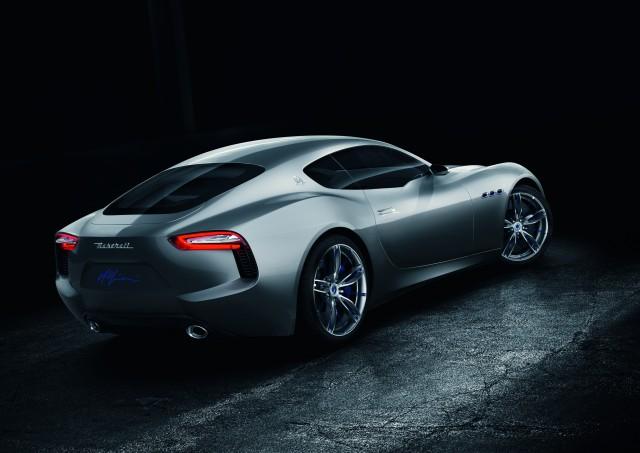 Maserati Alfieri, un Concept para celebrar el centenario 2