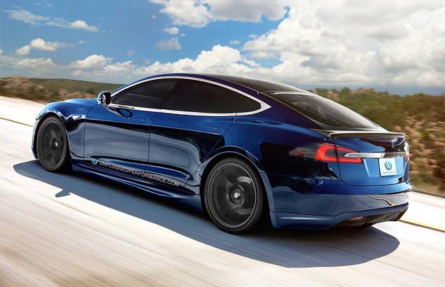 Mejora estéticamente tu Tesla Model S gracias a Unplugged Performance 1