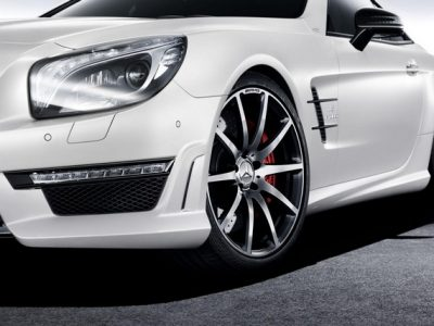Mercedes SL 2LOOK y SLK CarbonLOOK: Más exclusividad