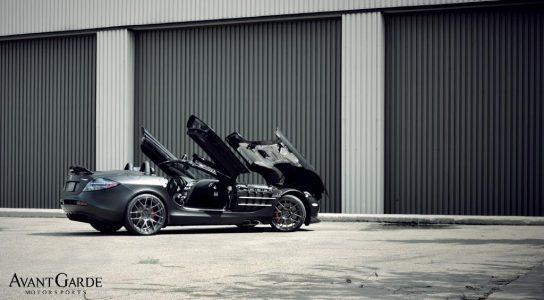 Garage Works modifica tu Mercedes SLR McLaren 722 S
