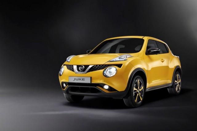 Infiniti presentará en Pekín una versión del Nissan Juke