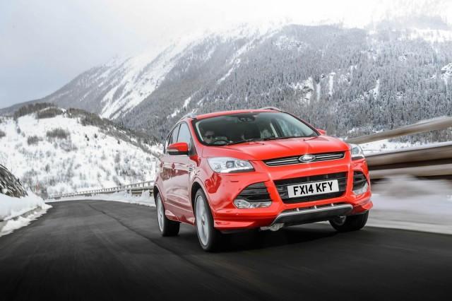 Nueva versión X Sport para el Ford Kuga Titanium 1