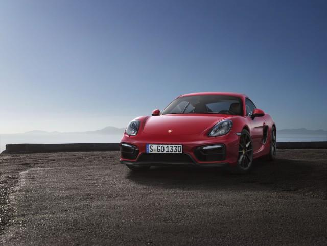 Los próximos Porsche Boxster y Cayman serán 4 cilindros