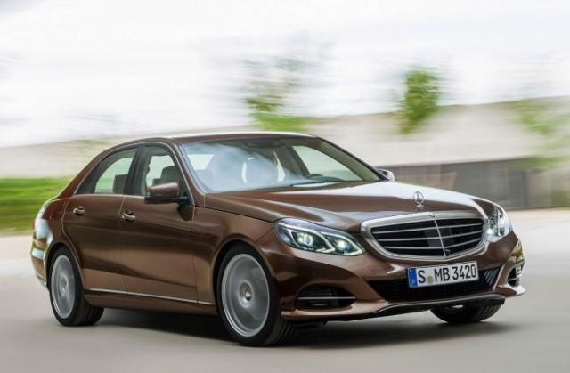 El Mercedes Clase E llegará en 2016
