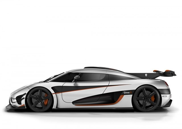 Por fin oficial: Koenigsegg One:1 2