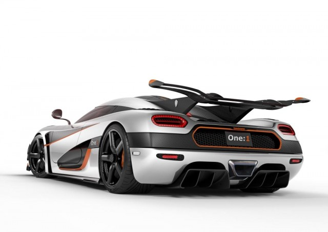 Por fin oficial: Koenigsegg One:1 3