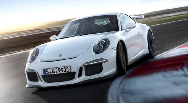 Porsche aplaza el debut del 911 GT3 RS