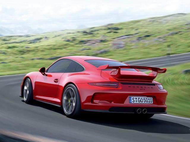 Porsche finalmente sustituirá los motores de los 911 GT3 afectados por los incendios 1