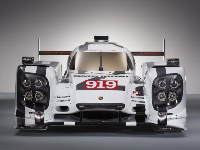 Porsche nos muestra el prototipo con el que intentará ganar las 24 Horas de Le Mans 2014 1