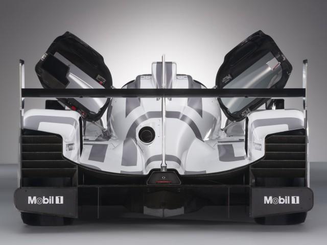 Porsche nos muestra el prototipo con el que intentará ganar las 24 Horas de Le Mans 2014 2