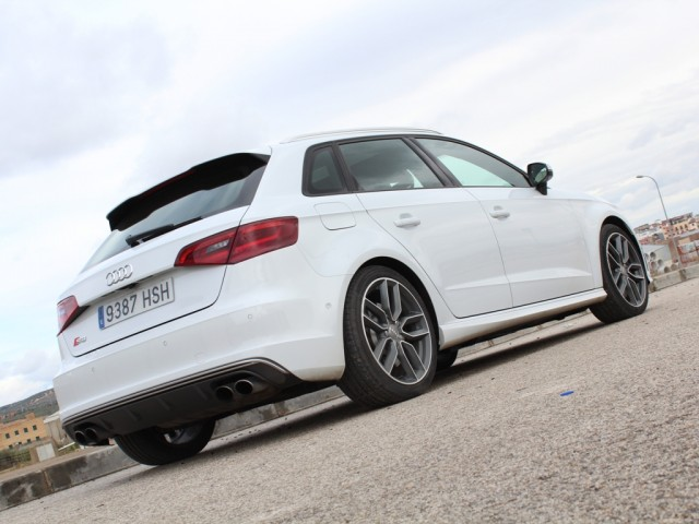 Prueba: Audi S3 Sportback 2.0 TFSI de 300 caballos (diseño, habitáculo, mecánica)