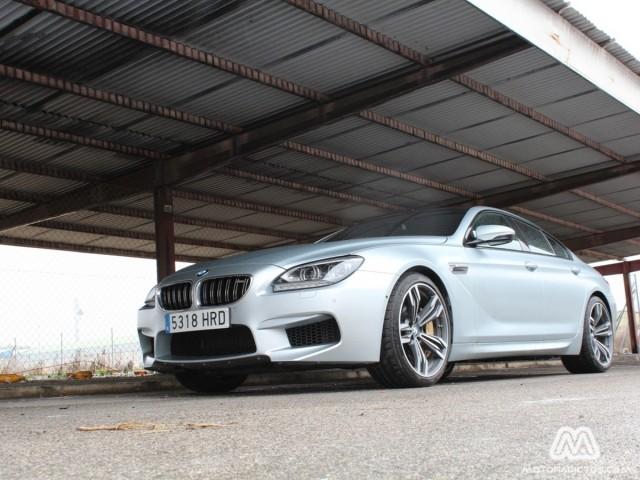 Prueba: BMW M6 Gran Coupé (diseño, habitáculo, mecánica) 1