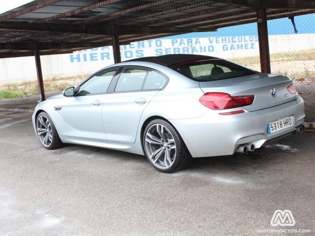 Prueba: BMW M6 Gran Coupé (diseño, habitáculo, mecánica) 2