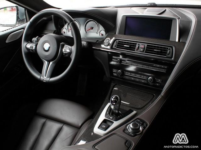 Prueba: BMW M6 Gran Coupé (diseño, habitáculo, mecánica) 4