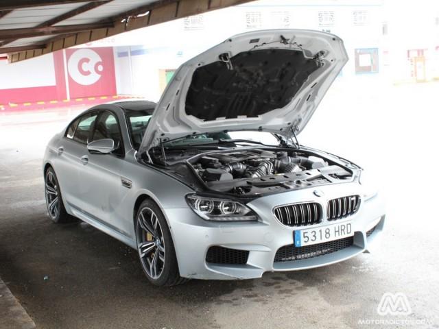 Prueba: BMW M6 Gran Coupé (diseño, habitáculo, mecánica) 5