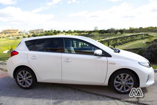 Prueba: Toyota Auris HSD híbrido (diseño, habitáculo, mecánica) 1