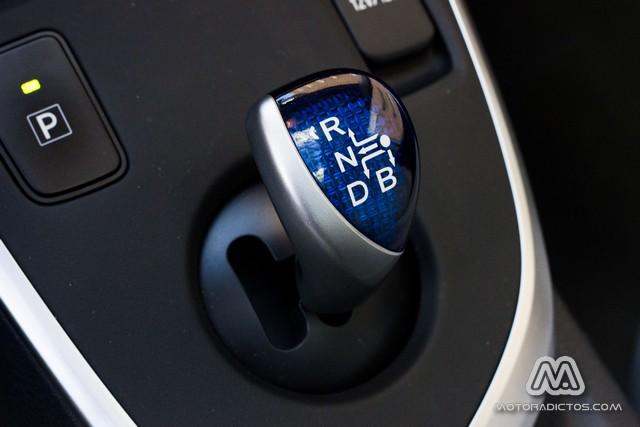Prueba: Toyota Auris HSD híbrido (diseño, habitáculo, mecánica) 8