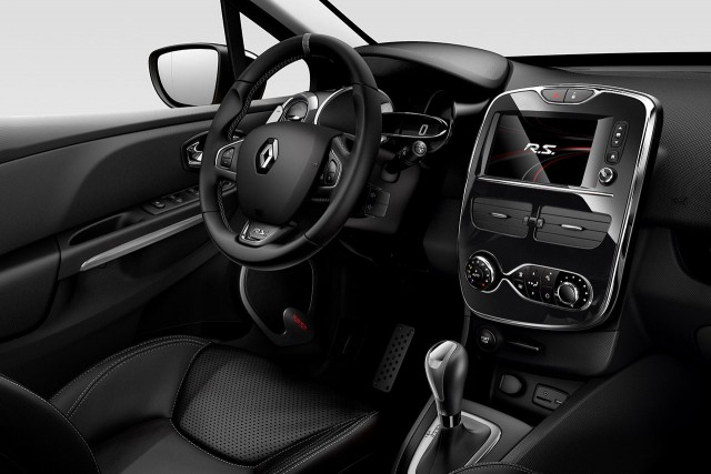Renault anuncia el lanzamiento del Clio RS 200 EDC Monaco GP 2