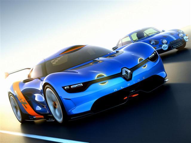 Renault y Caterham separan el proyecto Alpine 1