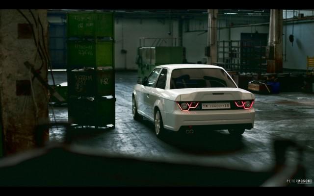 TM concept30, o cómo modernizar tu BMW E30: ¿Sacrilegio? 2