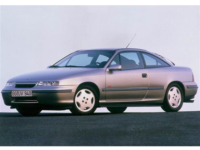 Una idea del próximo Opel Calibra 2