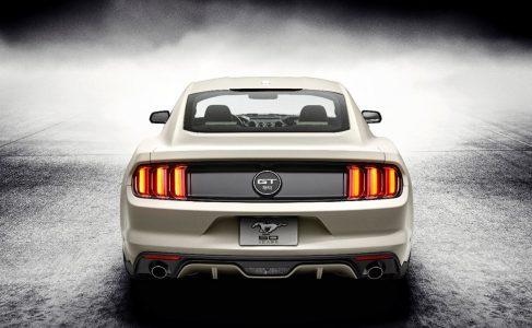 Llega el Ford Mustang 50 Year Limited Edition