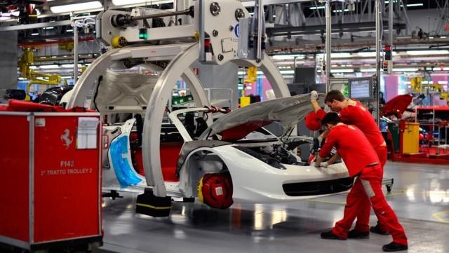 4.096 euros de bonificación para los empleados de Ferrari 1