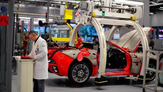 4.096 euros de bonificación para los empleados de Ferrari 2