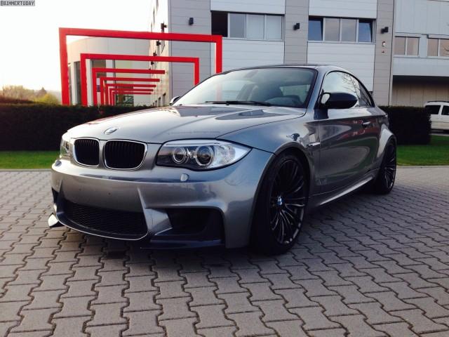 563 caballos para tu BMW Serie 1 gracias a TJ Fahrzeugdesign 1