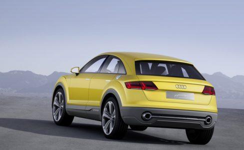 Audi TT offroad concept, ya es oficial