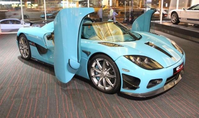 A la venta el Koenigsegg CCXR Special One en Dubai 1