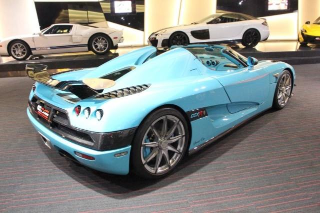 A la venta el Koenigsegg CCXR Special One en Dubai 3