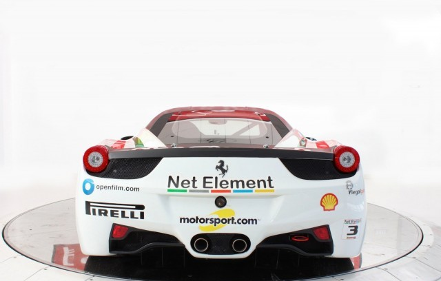 A la venta un Ferrari 458 Challenge 3