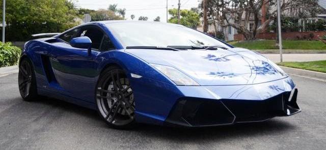 A la venta un Lamborghini Gallardo Renazzo 1