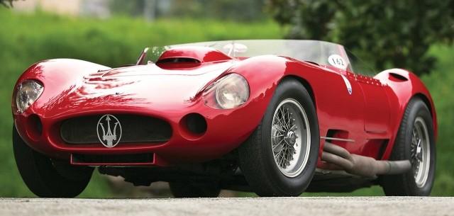 A subasta un Maserati 450S de 1956 1