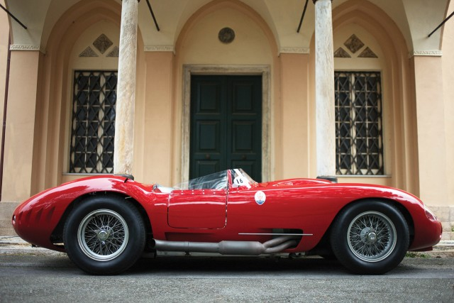 A subasta un Maserati 450S de 1956 2