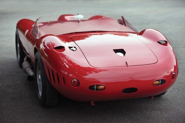 A subasta un Maserati 450S de 1956 3
