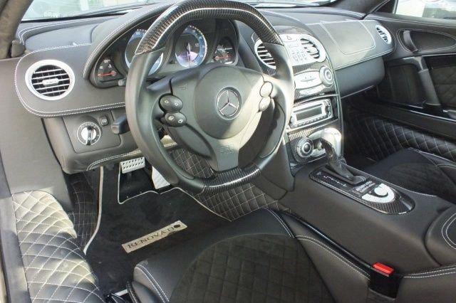 Aparece un Mansory SLR Renovatio a la venta en Alemania 3